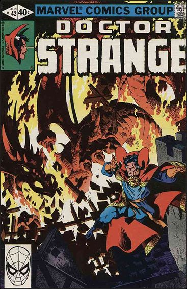 Doctor Strange (1974) 42-A by Marvel