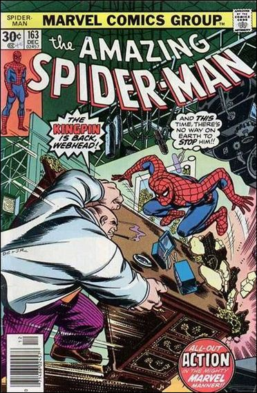 Amazing Spider-Man (1963) 163-A by Marvel