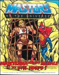 Masters of the Universe (1983) 4.8-C by Mattel