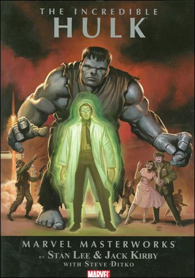 Marvel Masterworks: The Incredible Hulk 1-A by Marvel