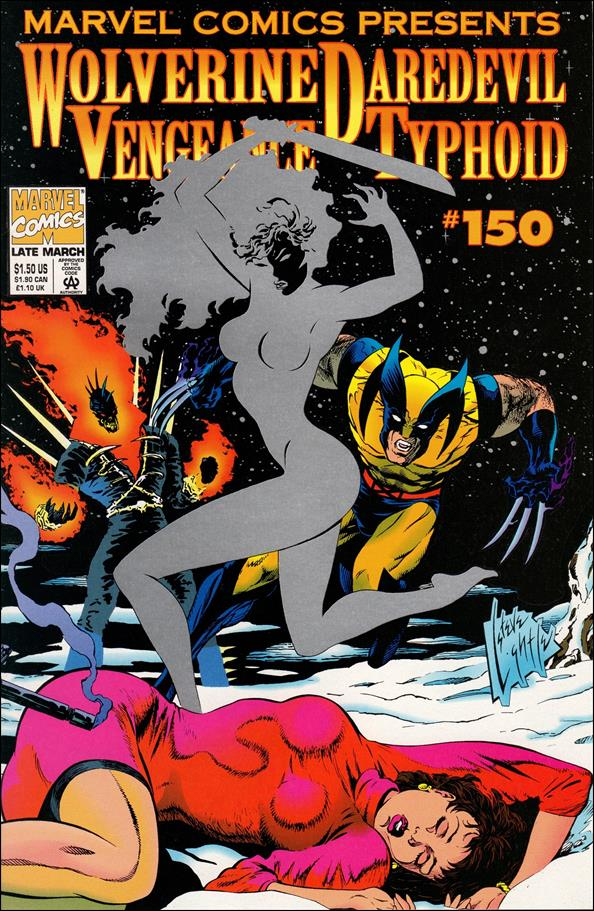 Marvel Comics Presents (1988) 150-A by Marvel