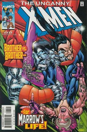 Uncanny X-Men (1981) 373-A