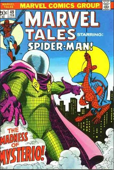 Marvel Tales (1966) 49-A by Marvel