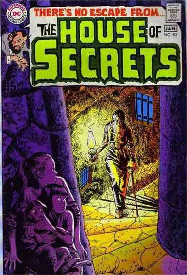 House of Secrets (1956) 83-A by DC
