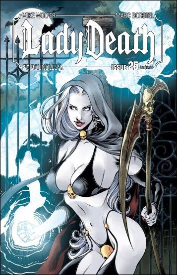 Lady Death (2010) 25-A by Boundless Comics