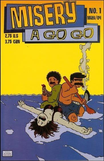 Misery A Go Go 1-A by AAA Milwaukee Publishing