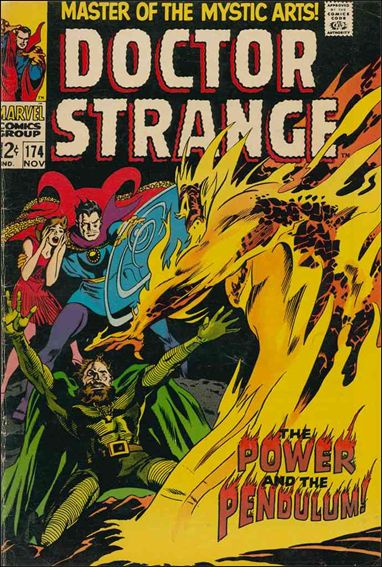 Doctor Strange (1968) 174-A by Marvel