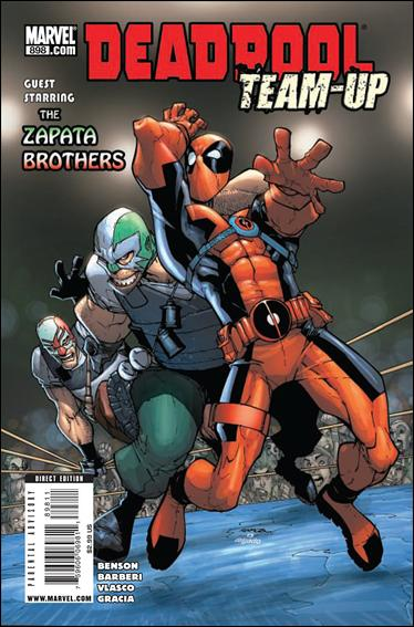 Deadpool Team-Up (2010) 898-A by Marvel