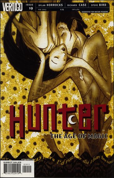 Hunter: The Age of Magic 19-A by Vertigo