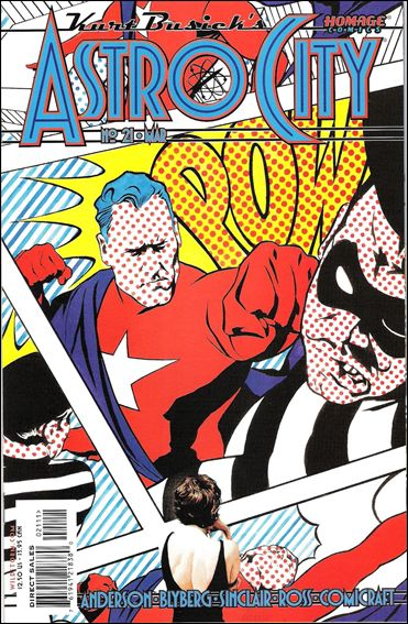 Kurt Busiek's Astro City (1996) 21-A by Homage Comics