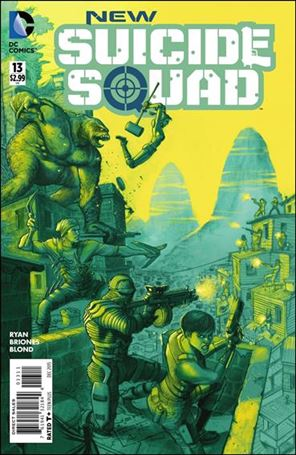 New Suicide Squad 13-A