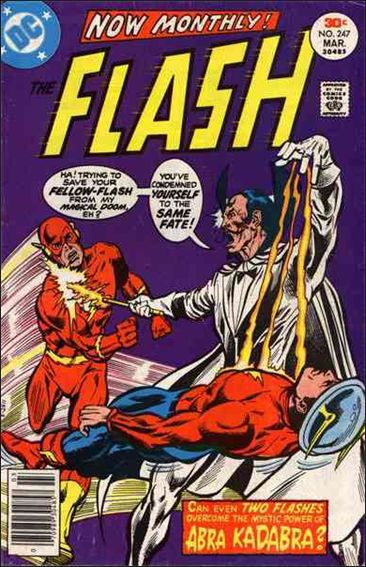Flash (1959) 247-A by DC