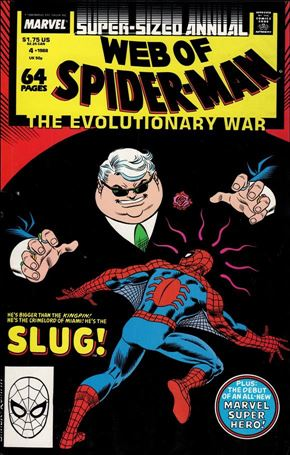 Web of Spider-Man Annual 4-A