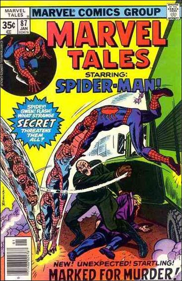 Marvel Tales (1966) 87-A by Marvel