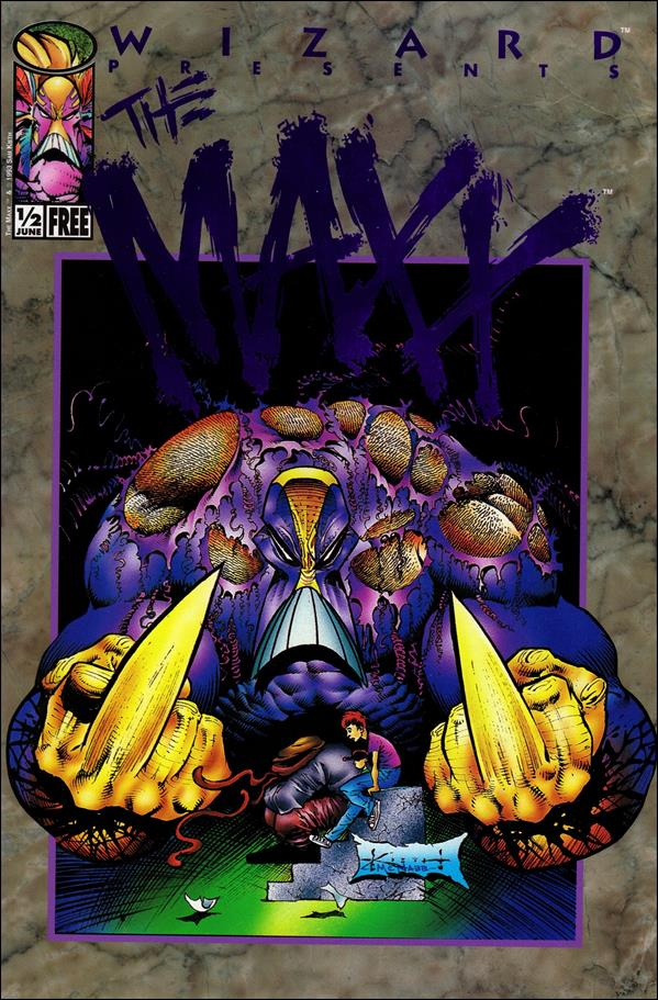 Maxx 1/2-A by Image