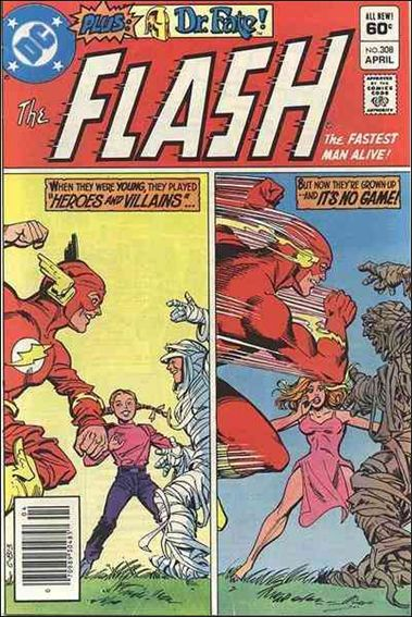 Flash (1959) 308-A by DC