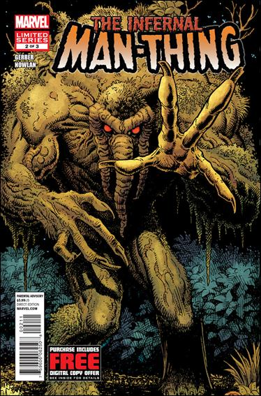Infernal Man-Thing 2-A by Marvel