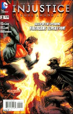 Injustice: Gods Among Us 2-A by DC