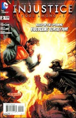Injustice: Gods Among Us 2-A