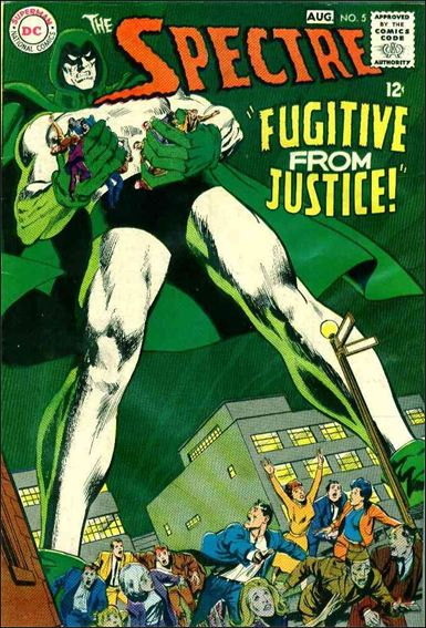 Spectre (1967) 5-A by DC