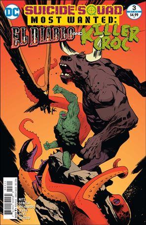 Suicide Squad Most Wanted: El Diablo & Boomerang 3-A