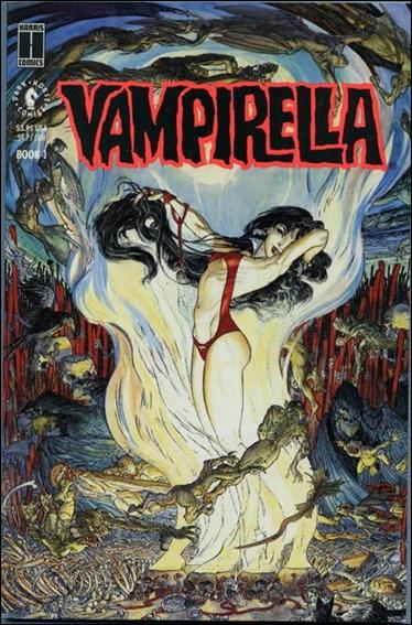 Vampirella: Morning in America 1-A by Harris