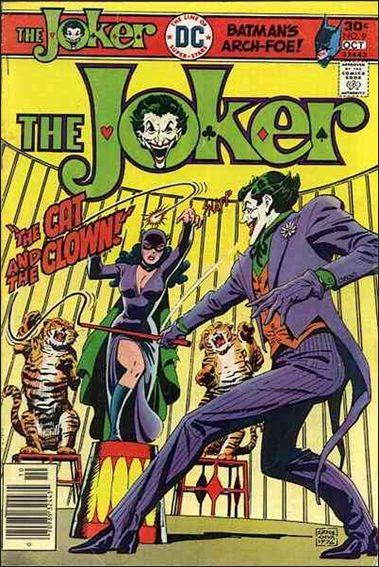 Joker (1975) 9-A by DC