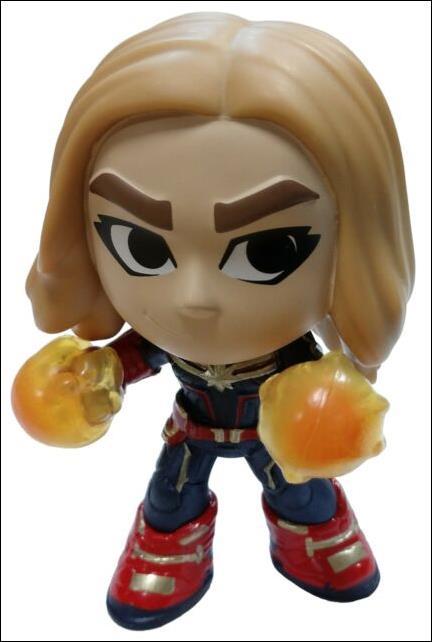 Avengers Endgame Mystery Minis Captain Marvel by Funko
