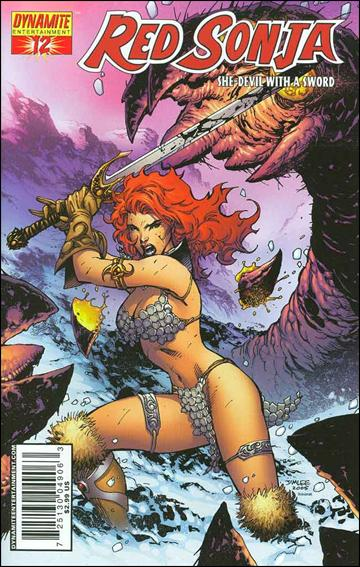 Red Sonja (2005) 12-A by Dynamite Entertainment