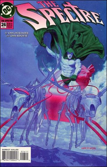Spectre (1992) 26-A by DC