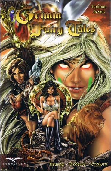 Grimm Fairy Tales 7-A by Zenescope Entertainment