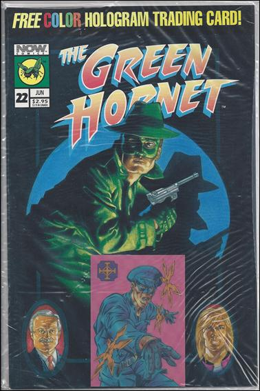 Green Hornet (1991) 22-A by Now Comics