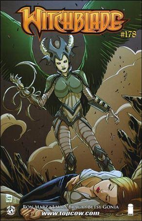 Witchblade 178-A