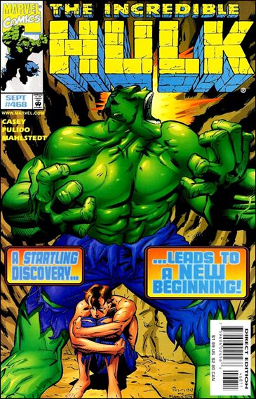 Incredible Hulk (1968) 468-A by Marvel