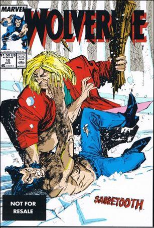 Wolverine (1988)  10-B