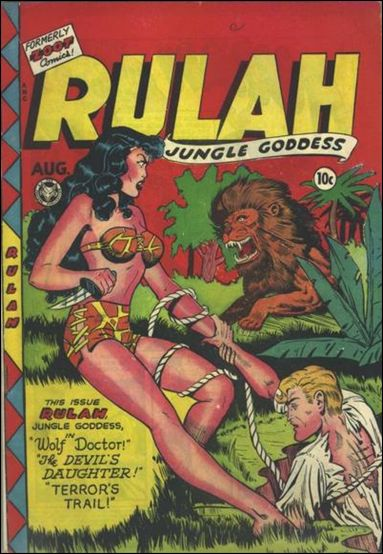 Rulah Jungle Goddess 17-A by Fox