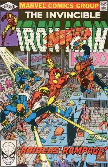 Iron Man (1968) 145-A by Marvel