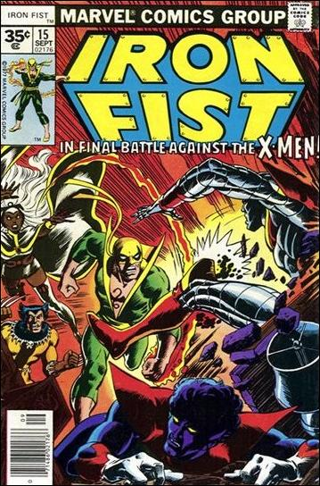 Iron Fist (1975) 15-B by Marvel