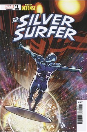 Silver Surfer: The Best Defense 1-D