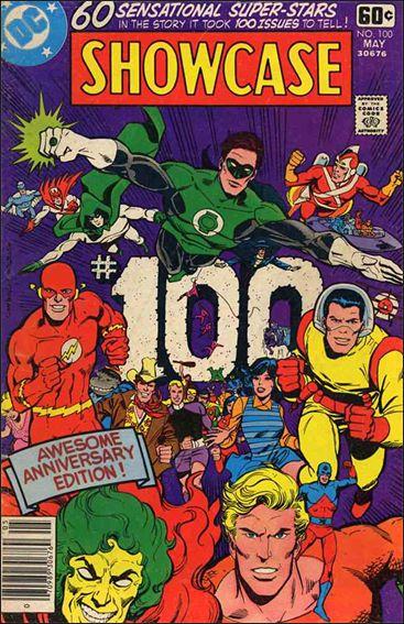 Showcase 100-A by DC