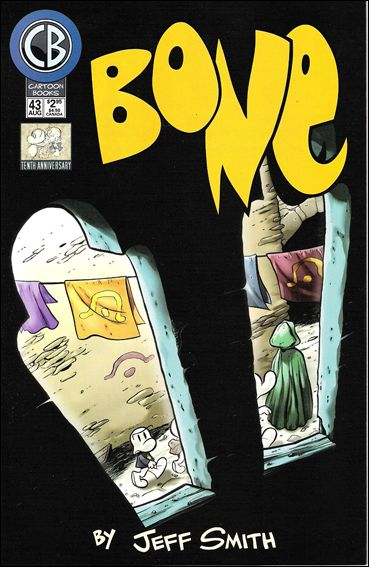 Bone (1991) 43-A by Cartoon Books