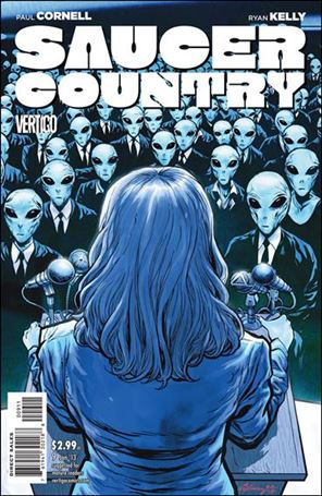 Saucer Country 9-A