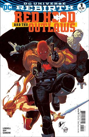 Red Hood and the Outlaws (2016) 1-B