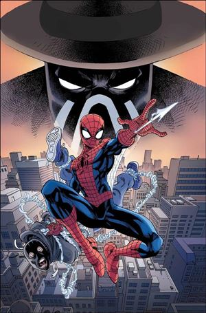 Spider-Man: Master Plan 1-A