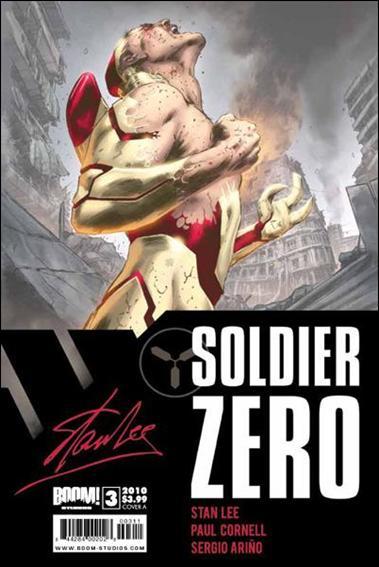 Soldier Zero 3-A by Boom! Studios
