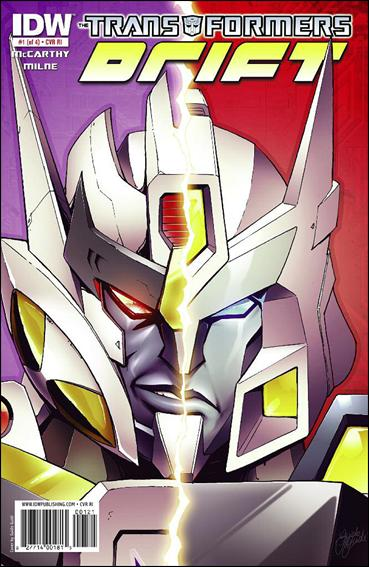 Transformers: Drift 1-B by IDW