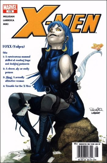 X-Men (1991) 172-B by Marvel