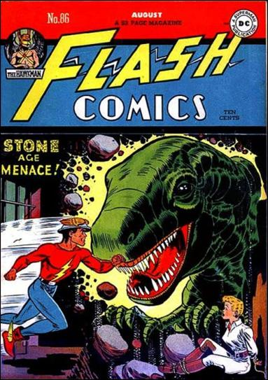 Flash Comics (1939) 86-A by DC