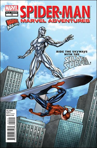 Marvel Adventures Spider-Man (2010) 19-A by Marvel