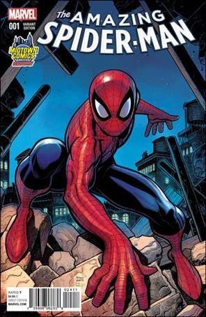 Amazing Spider-Man (2015) 1-TG